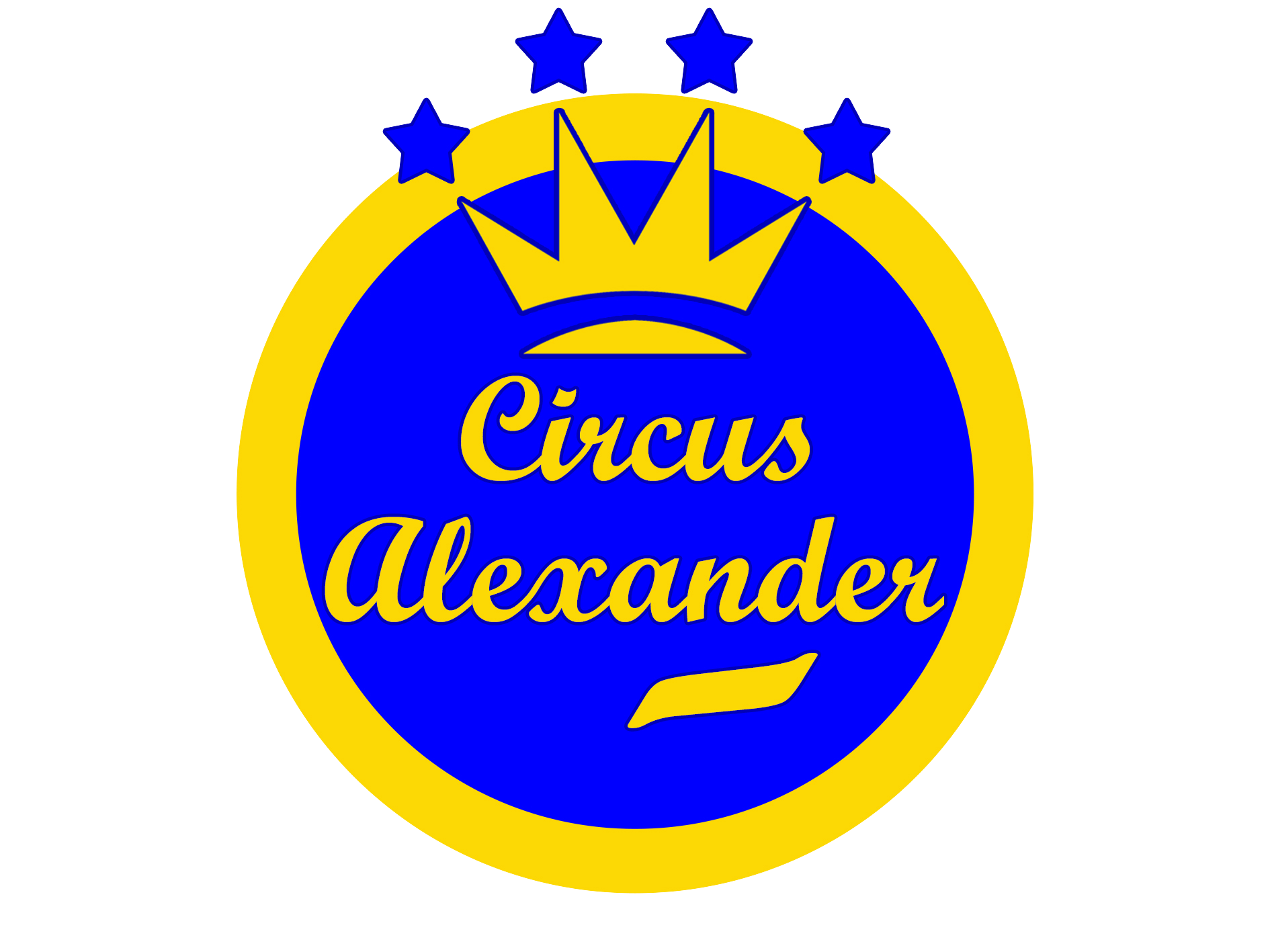Circus Alexander Circus in de Zorg Clown Frenky